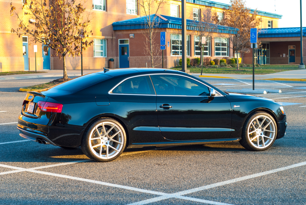 Audis on Audi S5 3 0 Engine